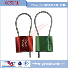 cabo de 3 mm de diâmetro do selo para recipientes de bloqueio