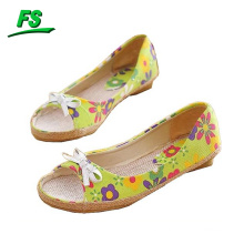 latest summer flat sandals shoes for women