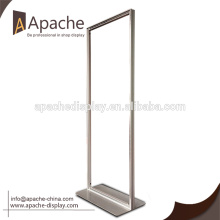 Most popular Fashion Design poster display stand for promotion