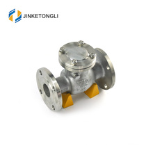 JKTLPC074 adjustable loaded carbon steel flanged 1 in check valve