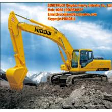 Excavadora hidráulica de orugas 1.4m3