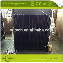 Radiador de água de núcleo de cobre para motor Cummin NTA855-G3