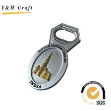 Kundenspezifisches Andenken-förderndes Geschenk Weich-PVC 3D Gummikühlraum-Magnet