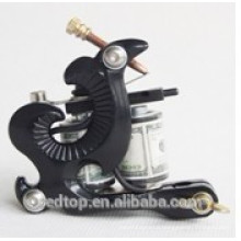 High quality and most standard new design black tattoo machine