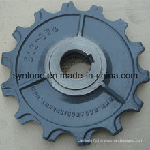 OEM Metal Forging Harden Teeth Chain Sprocket for Machinery