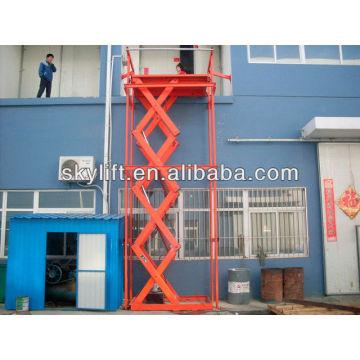 elevador de tesoura estacionária China