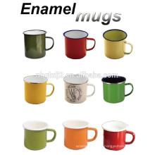 Werbeartikel maßgeschneiderte Tasse mit OEM-Design und hohe Qualität