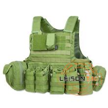 BULLET PROOF VEST Ballistic Vest Body Armor NIJ and Military ISO standard Leison Global
