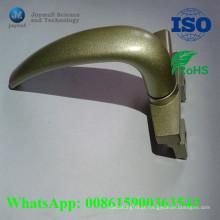 Maçaneta / Maçaneta da porta de fundição sob pressão de alumínio personalizado