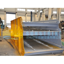 High Productivity & Strong Exciting Force Circular Vibrating Screen
