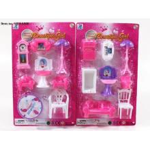 Милые и маленькие мебель игрушки набор