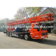 Best performance truck mounted drilling rig