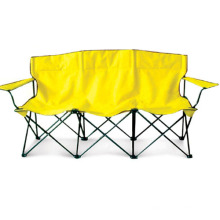 Cadeira de acampamento dobrável de 3 assentos (SP-116)