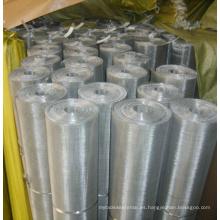 Malla de alambre tejida del acero inoxidable (venta caliente y precio de fábrica)