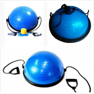 Ganas Exercise Balance Bosu Ball Fitness Gym Device
