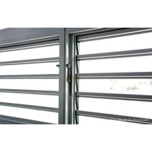 Residential Security Laminated Glass Louver Window