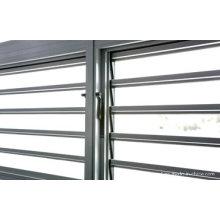 Janela de janela de vidro laminado de segurança residencial