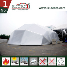 20m Clear Span Aircraft Shelter Hangar with Automatic Door
