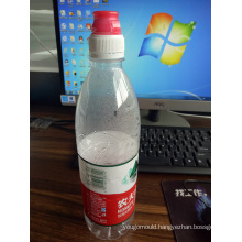 Water Bottle with Anti Theft Ring Cap Mould