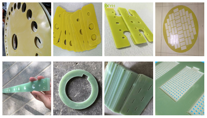 3240 Epoxy Insulation Parts