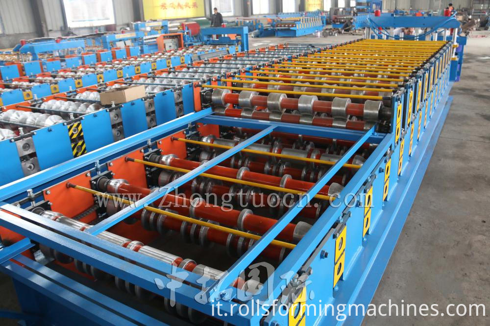 Double Layer Roll Forming machine (20)