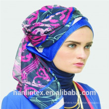 HOT Seller of Arabia Headscarf voile fabric T 50*50 68*57 46""