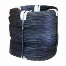 Black Annealed Steel Wire with 1.80mm Diameter, 1006, 1008, 1018 and Q195 Steel Grades