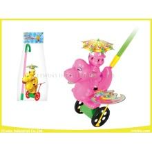 Push Pull Toys Dragon Plastic Toys