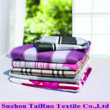 Dyed or Printed Bedsheet Made of Cotton, Polyester/Cotton