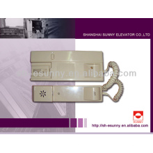 telefone de emergência do elevador interfone elevador SN-TK12