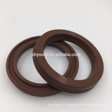 China NBR good gas tightness mechanical rubber oil seal
