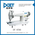 DT8700 High efficient chinese quality lockstitch sewing machine jakly type