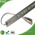 Fita rígida de LED IP65 CE RoHS 5050 de qualidade superior