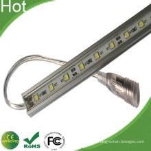 5050 DC12V Tira de luz LED con perfil LED