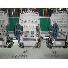 Máquina del bordado de lentejuelas doble