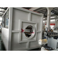 Línea de producción de tubos grandes de PVC