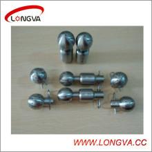 Boulon de nettoyage fixe boulonné par fabricant de la Chine
