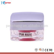 Crème d'encre pigmentée pour tatouage permanent