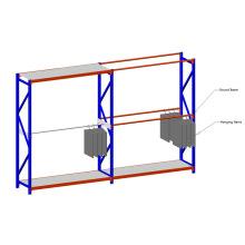 Industrial Warehouse Storage Long Span Racking with Medium Duty
