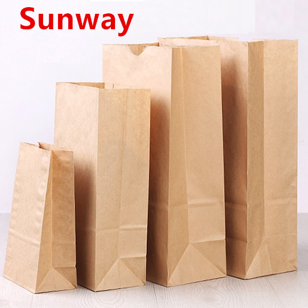 Kraft Paper Bag for Food