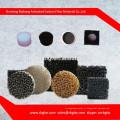 производство всех видов Размер пор черный фильтр с активированным углем пены