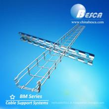 A UL classificou a fabricação da bandeja de cabo da rede de arame do tipo de BESCA na venda