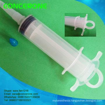 Feeding Through Disposable Syringe 60cc (feeding purpose)