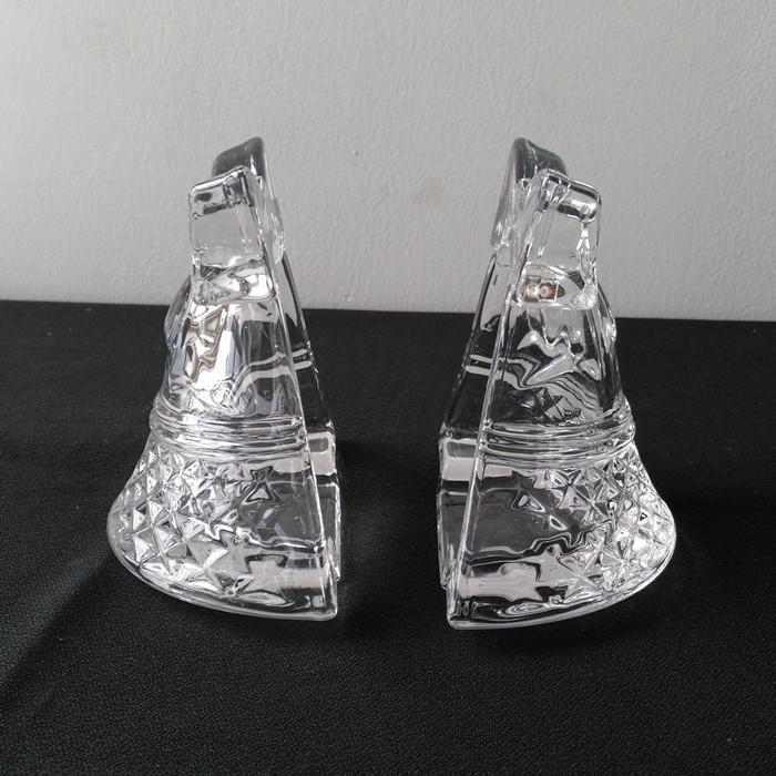 Hot Sale Bell Shape Glass Decoration