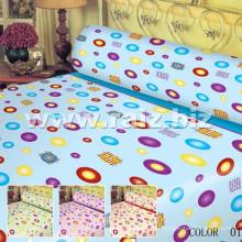 100% Polyester Fleece Bedding Set