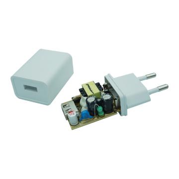Carregador da parede do carregador de 5V 2A USB
