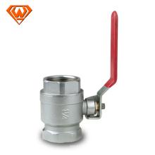 válvula de bola de proveedores hecha en Italia