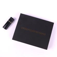 Black Cosmeitc Lipstick Packaing Box