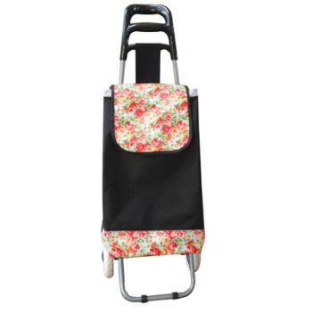 сумка Портативная тележка с колесами с зебра печати