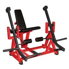Équipement de fitness / équipement de gymnastique pour l'extension de jambe ISO-latérale (HS-1022)